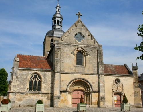 Eglise Ste Macre de FISMES