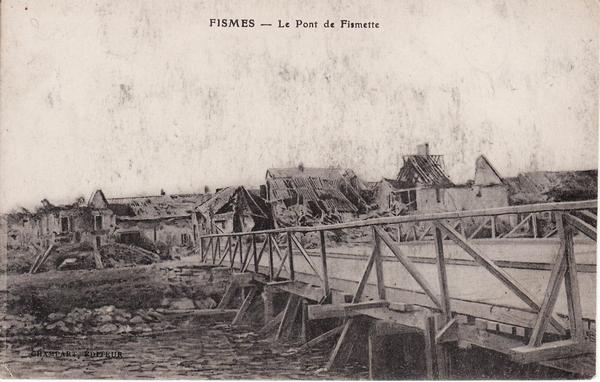 Pont Mémorial Fismes Guerre 14-18 (1)