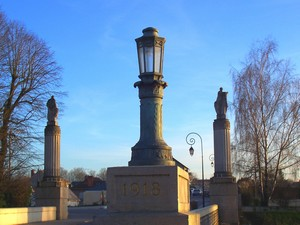 Pont Mémorial Fismes