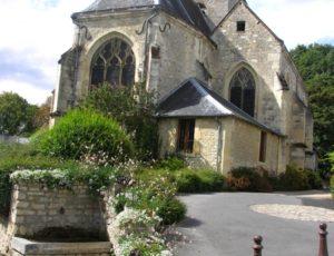 Eglise Trigny