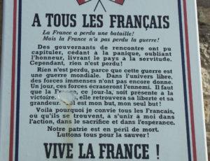 Colonel De Gaulle